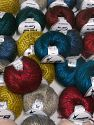 Rock Star This mixed lot includes a total of 2000 gr (70.5 oz.) yarn. There is no standard for ball weight. You will get what you see in the photo. İçerik 70% Polyamid, 19% Merino Yün, 11% Akrilik, Brand Ice Yarns, fnt2-66237