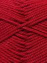 Fiber Content 100% Mercerised Cotton, Brand ICE, Burgundy, Yarn Thickness 2 Fine  Sport, Baby, fnt2-23953