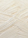 Fiber Content 100% Acrylic, White, Brand ICE, Yarn Thickness 1 SuperFine  Sock, Fingering, Baby, fnt2-24586