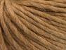 Fiber Content 100% Australian Wool, Light Camel, Brand ICE, Yarn Thickness 6 SuperBulky  Bulky, Roving, fnt2-26153
