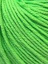 Fiber Content 60% Cotton, 40% Acrylic, Light Green, Brand ICE, Yarn Thickness 2 Fine  Sport, Baby, fnt2-32622