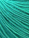 Fiber Content 60% Cotton, 40% Acrylic, Brand ICE, Emerald Green, Yarn Thickness 2 Fine  Sport, Baby, fnt2-32623