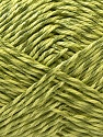 Fiber Content 50% Cotton, 50% Polyester, Brand ICE, Green, Yarn Thickness 2 Fine  Sport, Baby, fnt2-33050