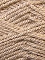 Fiber Content 100% Acrylic, Brand ICE, Beige, Yarn Thickness 2 Fine  Sport, Baby, fnt2-34862