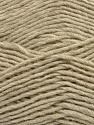 Fiber Content 50% Wool, 50% Acrylic, Brand ICE, Beige, Yarn Thickness 3 Light  DK, Light, Worsted, fnt2-35023