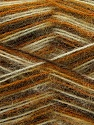 Fiber Content 70% Angora, 30% Acrylic, White, Orange, Brand ICE, Green, Yarn Thickness 2 Fine  Sport, Baby, fnt2-35081