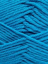Fiber Content 50% Acrylic, 50% Polyamide, Turquoise, Brand ICE, Yarn Thickness 3 Light  DK, Light, Worsted, fnt2-42380
