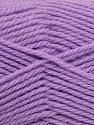 Fiber Content 50% Acrylic, 30% Wool, 20% Polyamide, Lilac, Brand ICE, Yarn Thickness 2 Fine  Sport, Baby, fnt2-42430