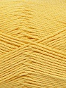 Fiber Content 50% Bamboo, 50% Viscose, Yellow, Brand ICE, Yarn Thickness 2 Fine  Sport, Baby, fnt2-43035