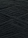 Fiber Content 70% Dralon, 30% Alpaca, Brand ICE, Black, Yarn Thickness 4 Medium  Worsted, Afghan, Aran, fnt2-44925