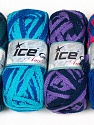 Fiber Content 100% Acrylic, Brand Ice Yarns, Amor, Yarn Thickness 6 SuperBulky  Bulky, Roving, fnt2-46184