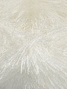 Fiber Content 80% Polyester, 20% Lurex, White, Brand ICE, Yarn Thickness 5 Bulky  Chunky, Craft, Rug, fnt2-46549