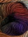 Fiber Content 50% Acrylic, 50% Wool, Purple Shades, Khaki, Brand ICE, Grey, Brown Shades, Yarn Thickness 2 Fine  Sport, Baby, fnt2-46630