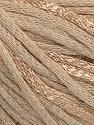 Fiber Content 79% Cotton, 21% Viscose, Brand ICE, Beige, Yarn Thickness 3 Light  DK, Light, Worsted, fnt2-48340